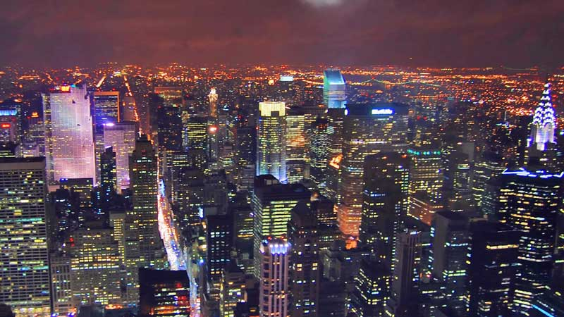 new-york-nacht