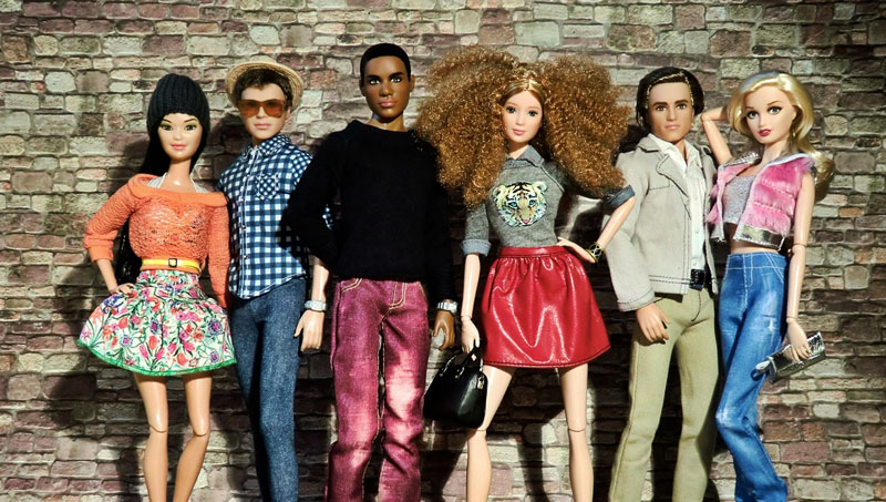familie-barbie